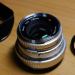 Carl Zeiss Planar C80mm F2.8 T*(クローム)を購入【HASSELBLAD Vシステム用】