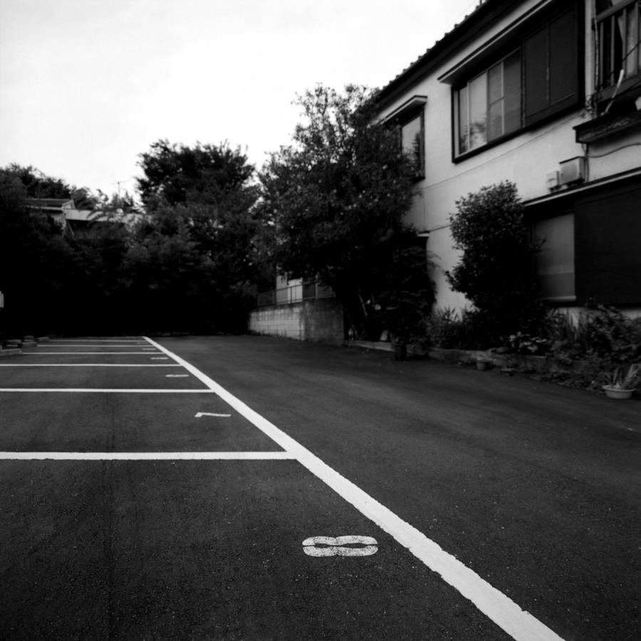 駐車場 8番