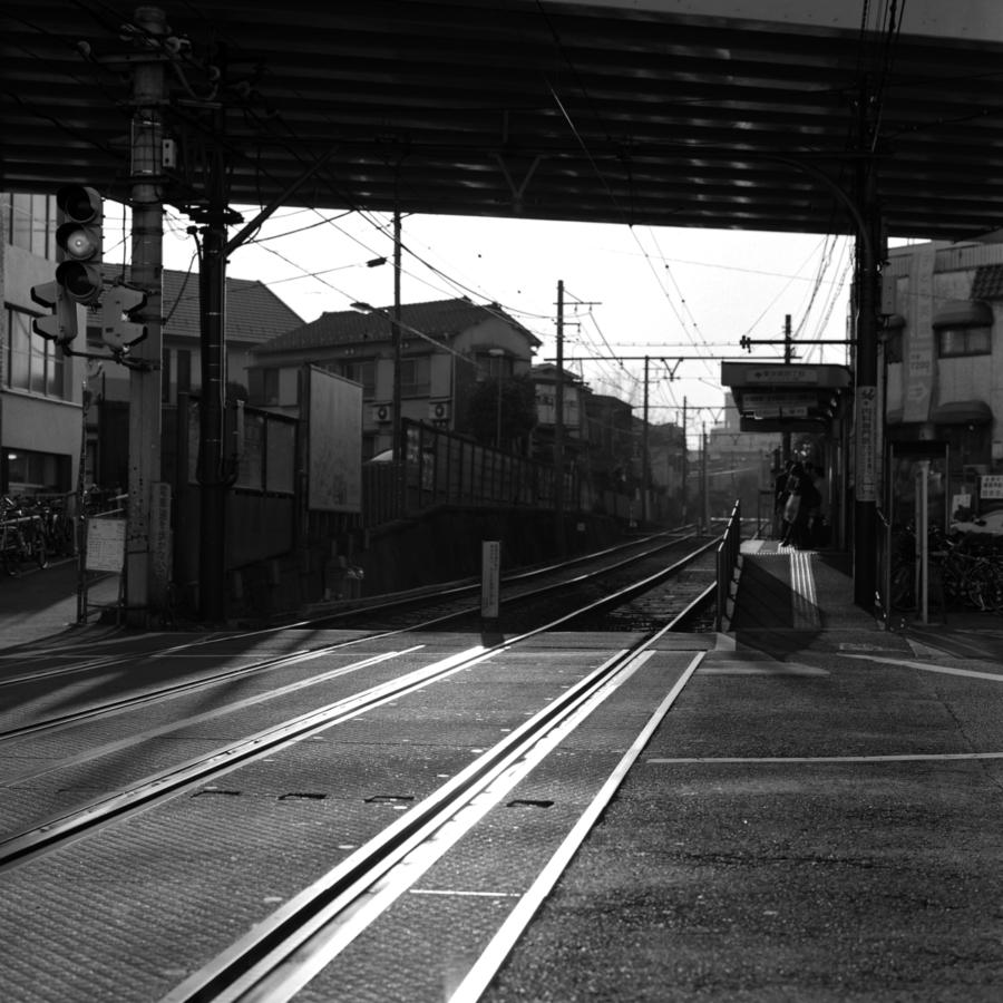 都電荒川線 東池袋四丁目駅