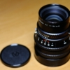 Carl Zeiss Sonnar C150mm F4 T*を購入【HASSELBLAD Vシステム用】