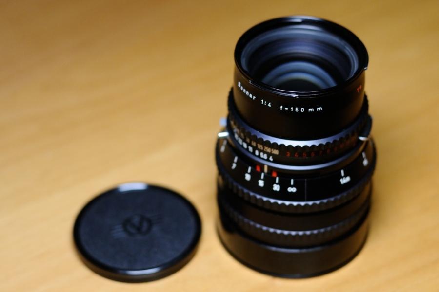 Carl Zeiss Sonnar C150mm F4 T* 純正レンズキャップ