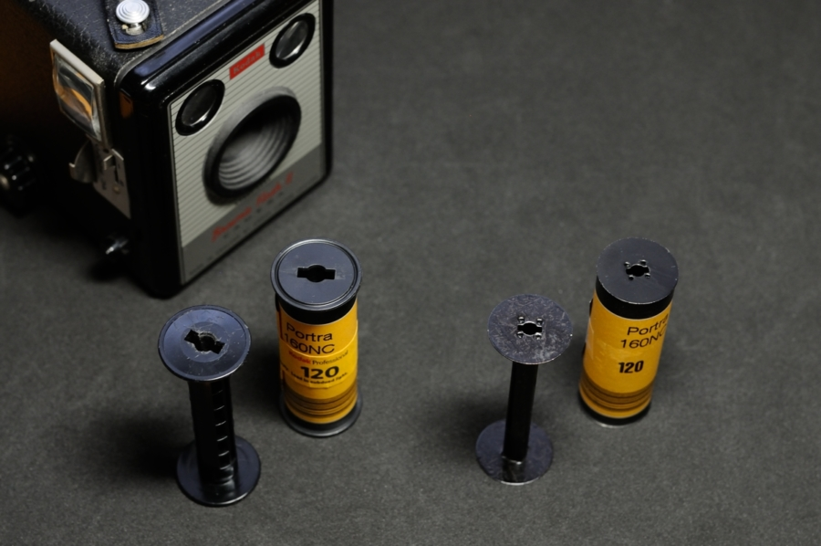 ブローニーフィルム 620フィルム