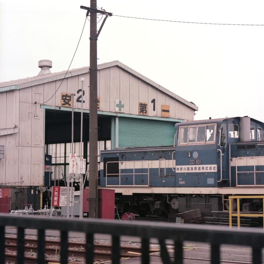ディーゼル機関車のDD60形