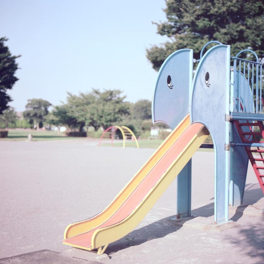 ゾウの遊具