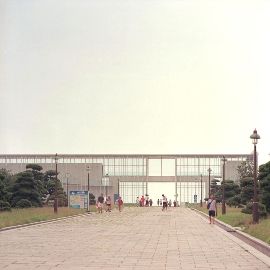 葛西臨海公園 クリスタルビュー