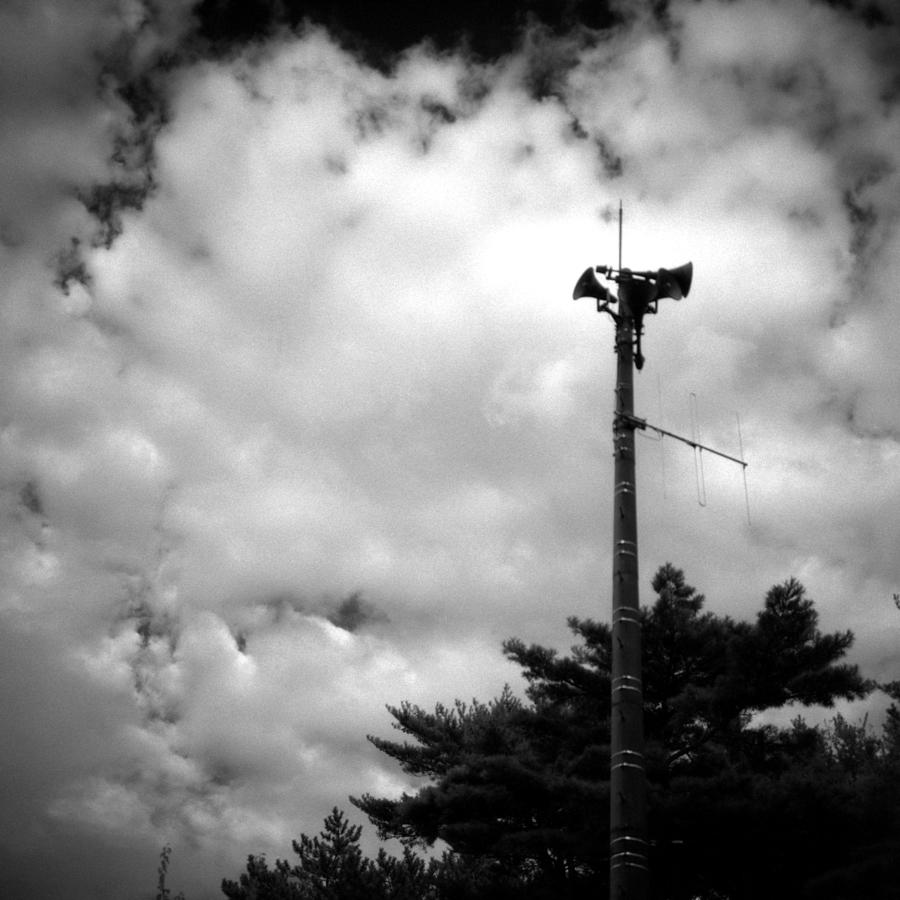 空と雲 サイレン