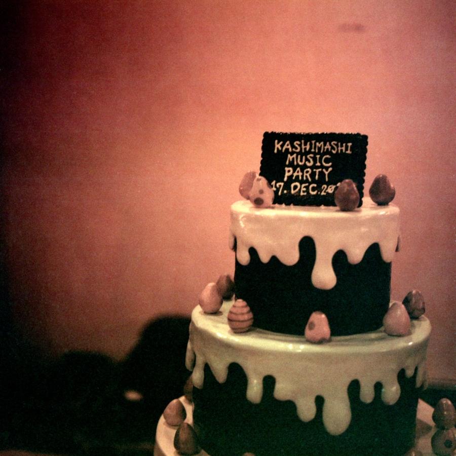ケーキのオブジェ