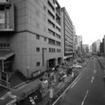 渋谷【ヒカリエ、青山通り、宮益坂など】with SWC(Carl Zeiss Biogon C38mm F4.5 T*)