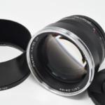 レビュー Carl Zeiss Planar T* 1.4/85 ZF【with Nikon D610 / D850】