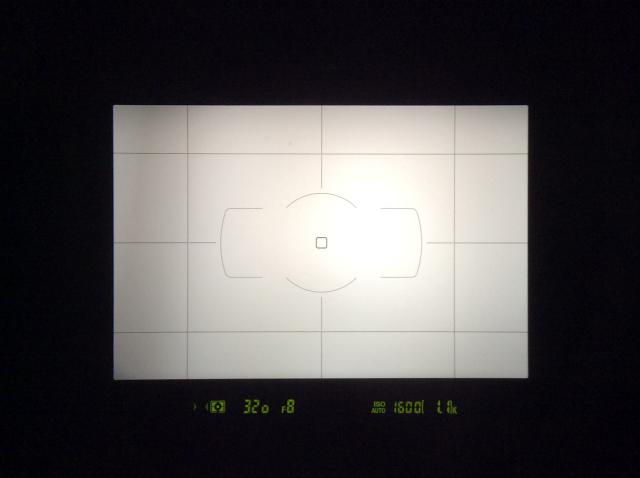 Nikon D610 ファインダー