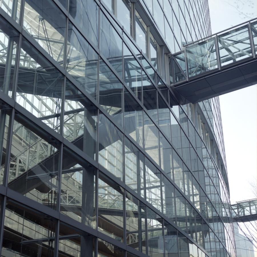 東京国際フォーラム ガラス塔