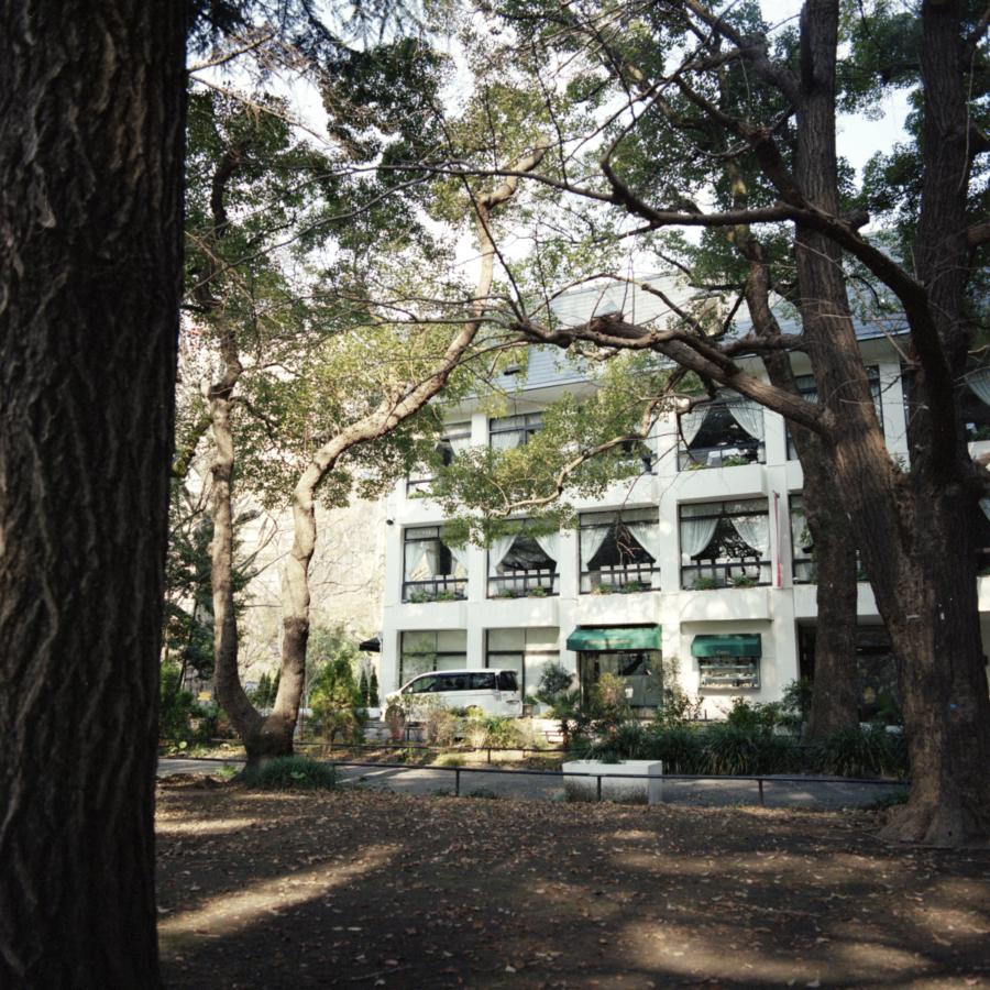 森のレストラン 日比谷 松本楼