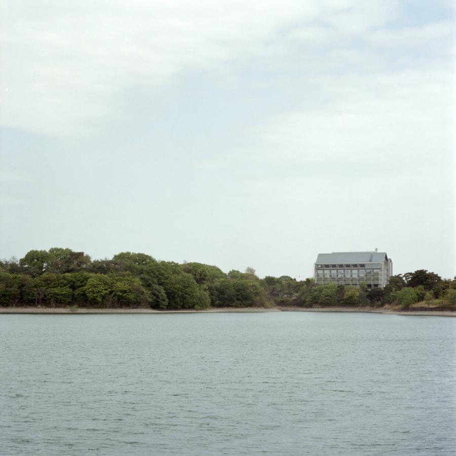狭山公園 多摩湖 中国割烹旅館 掬水亭