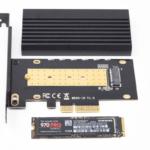 SAMSUNG 970 PRO 512GBを購入【AINEX PCIe変換カード AIF-08もレビュー】