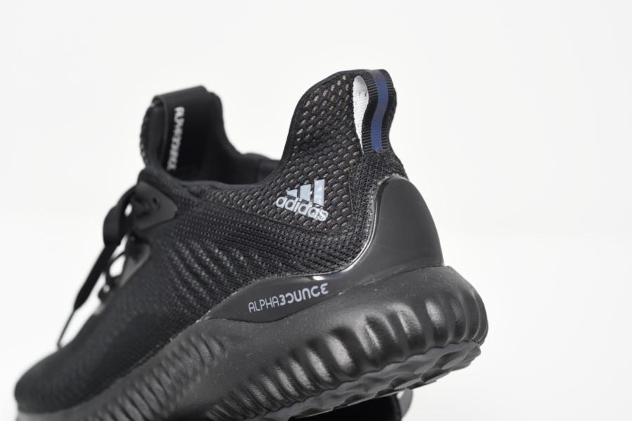 adidas alpha bounce ヒール